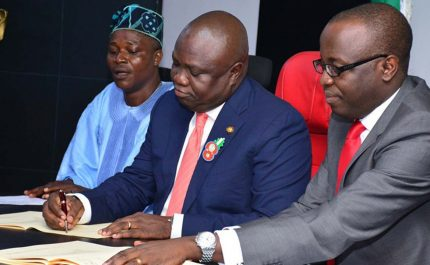 Lagos Enacts New Land Use Charge